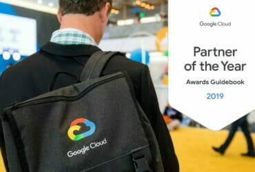 2019 年 Google Cloud パートナー オブ ザ イヤー アワード
