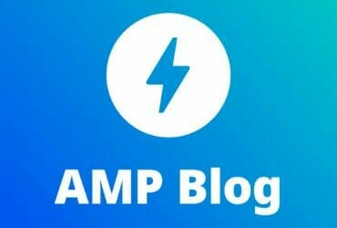 AMP of WordPress is Blog