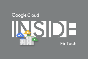 [GCP] Google Cloud INSIDE FinTech:Logo