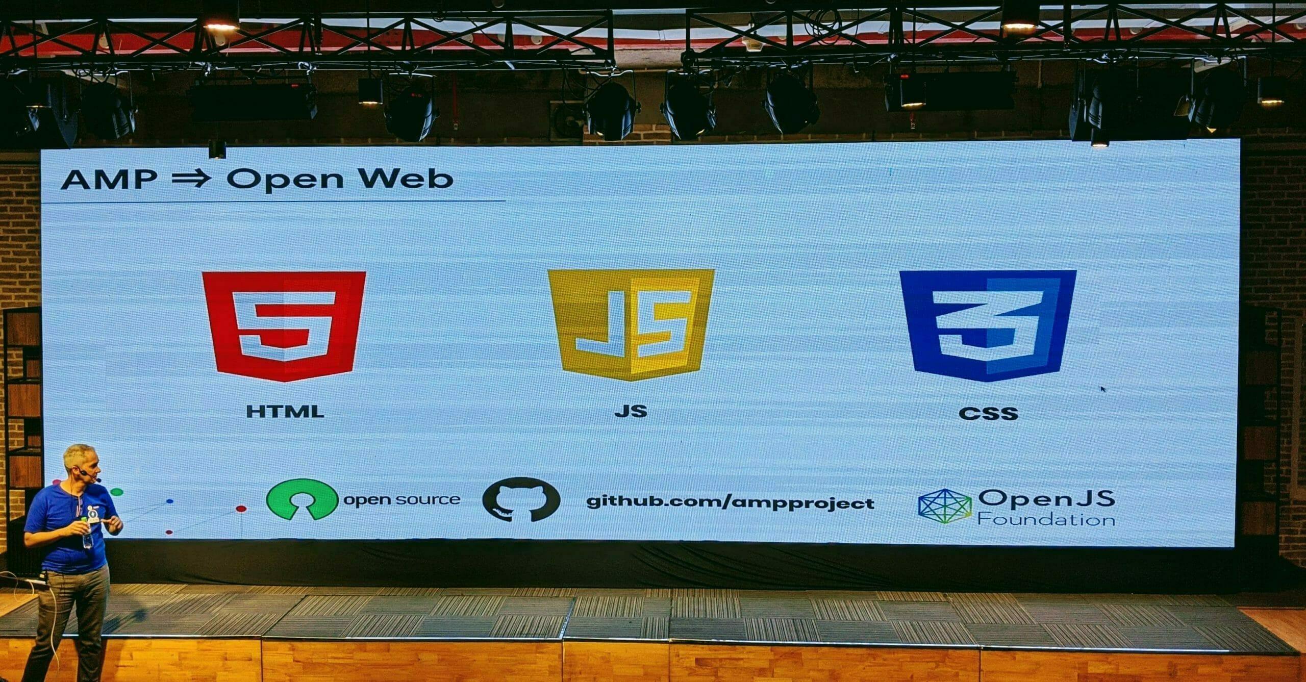 Google for WordPress Publisher tại HCM:AMPはオープンソースを使用