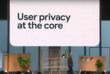 Google User Privacy at the core
