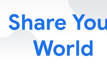 Share Your World キャンペーン