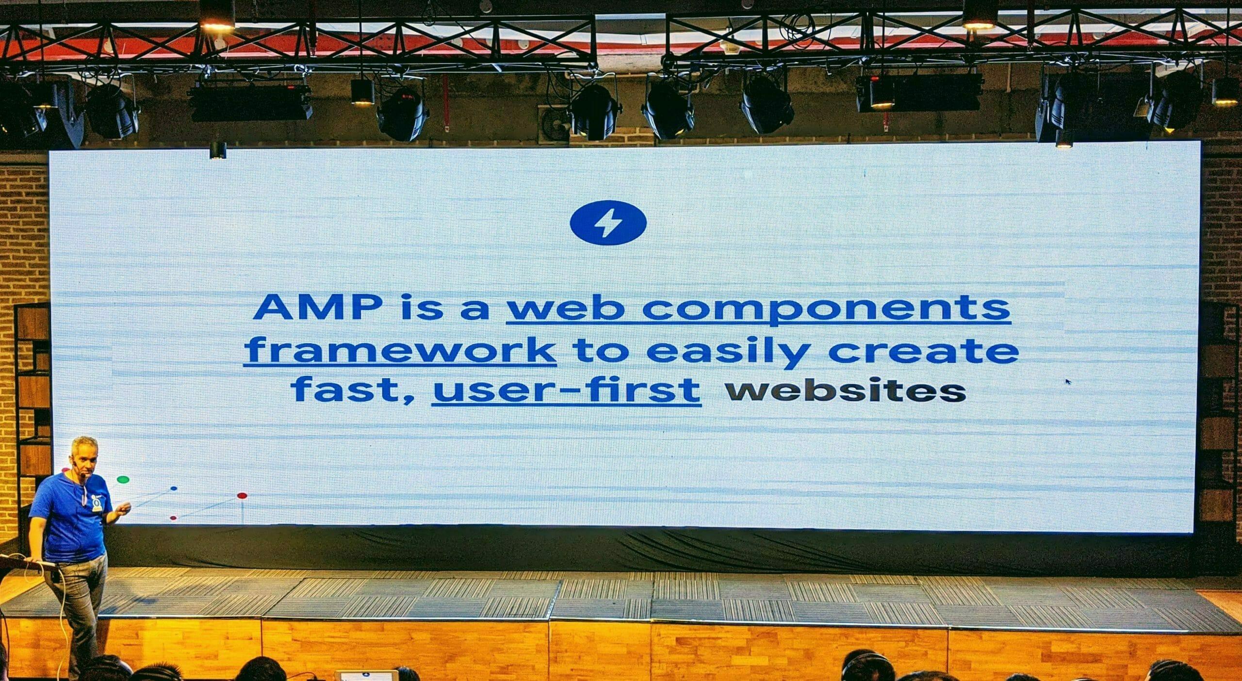 Google for WordPress Publisher tại HCM:AMP は高速化するためのWebコンポーネント フレームワーク