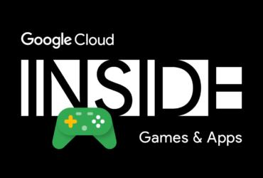 [GCP] Google Cloud INSIDE Games & Apps: Online Logo