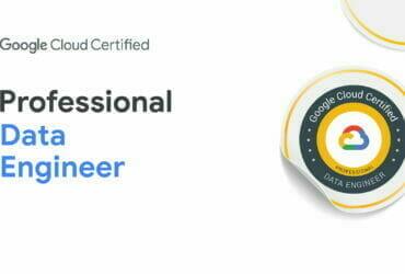 Google Cloud Certified - Professional Data Engineer 認定資格バッジ