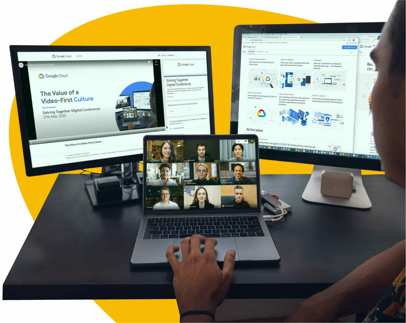 Google Cloud 製造業向け G Suite セミナー