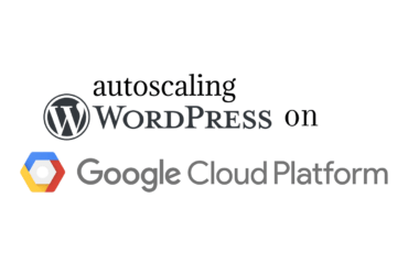 WordPress × Google Cloud Platform