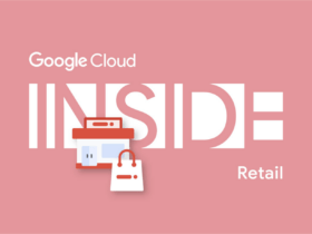 [GCP] Google Cloud INSIDE Retail:Logo