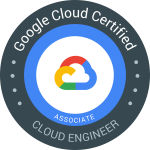 Professional Cloud Security Engineer 認定資格 バッジ