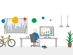 Google Meet でまずはテレビ会議