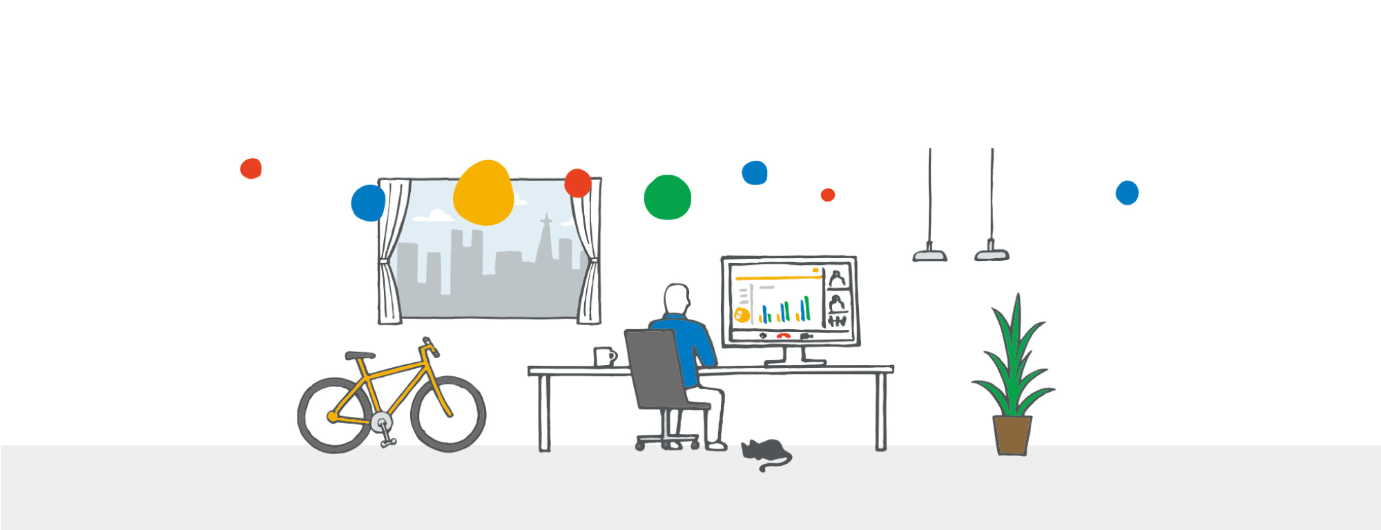 Google Meet でまずはテレビ会議(個人向け)