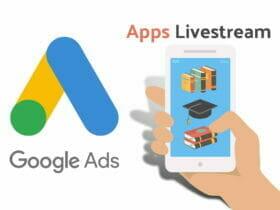 [Google 広告] Apps Livestream