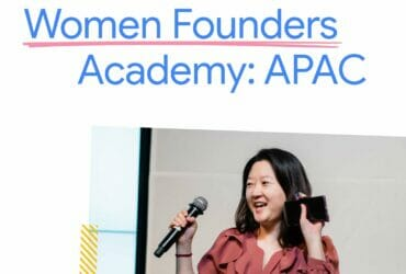 [Google for Startups] Women Founders Academy: APAC