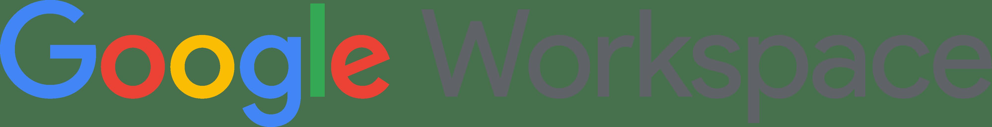 Google Workspace:Logo