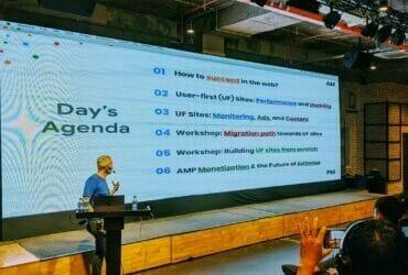 Google for WordPress Publisher tại HCM:アジャンダ