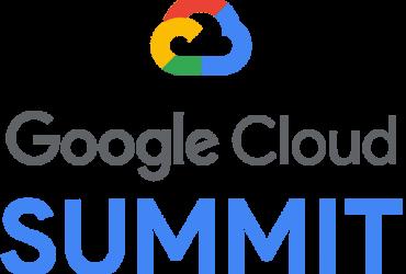 Google Cloud Summit Logo