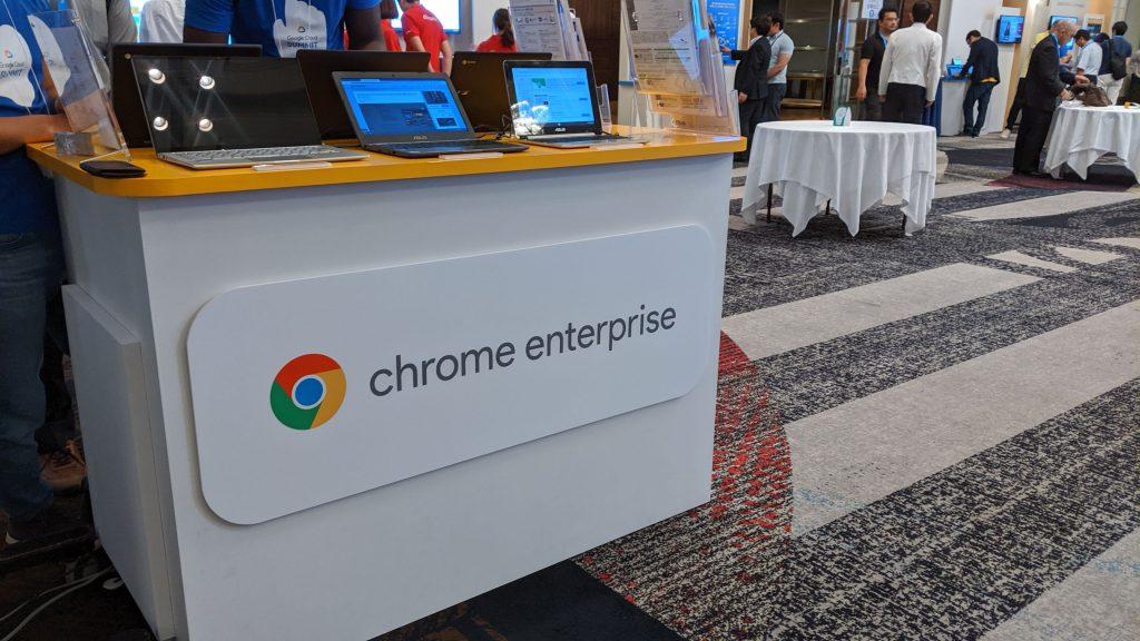 Workstyle Transformation のchrome enterprise