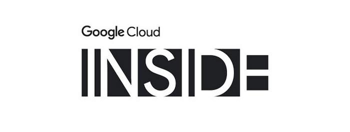 Google Cloud INSIDE Logo