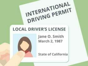 ドライバーライセンス
