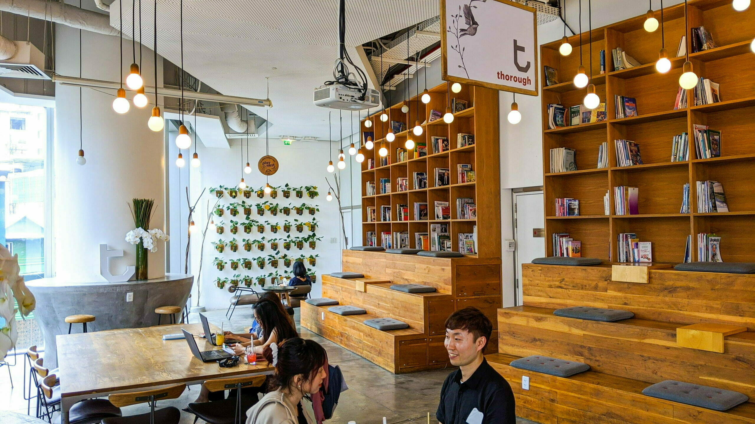 Nest by AIA:店内